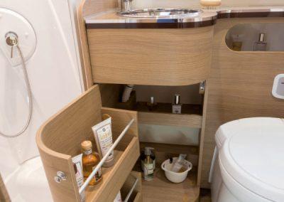 A-loft 450 Baño