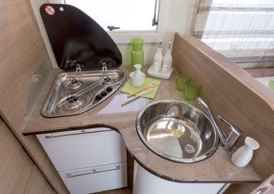 A-loft 530 cocina